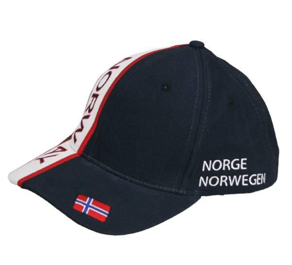 Bilde av Caps blå og hvit Norway