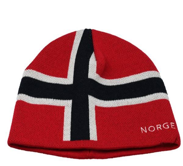 Bilde av Flagglue Norge brodert