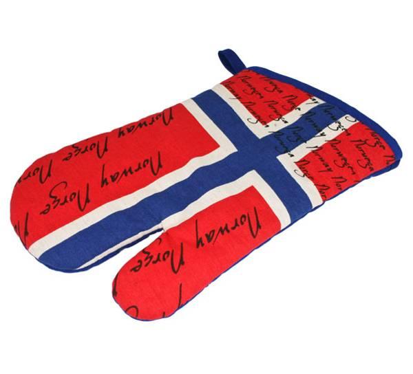 Bilde av Grillvott flaggdesign