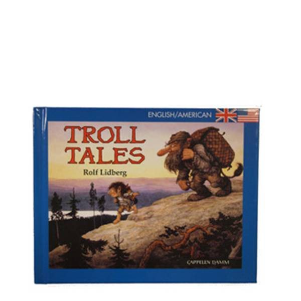 Bilde av Trollhistorier (minibok)