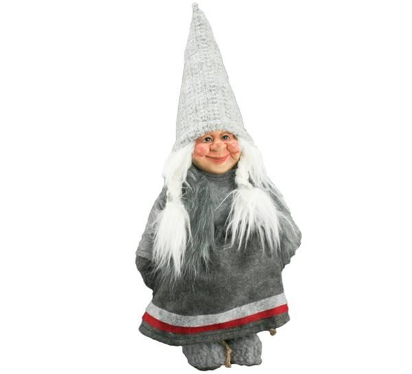 Bilde av Fjellnisse grå, dame