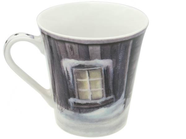 Bilde av Gammelnissen Krus Nr.1 - Nisse i melkespann