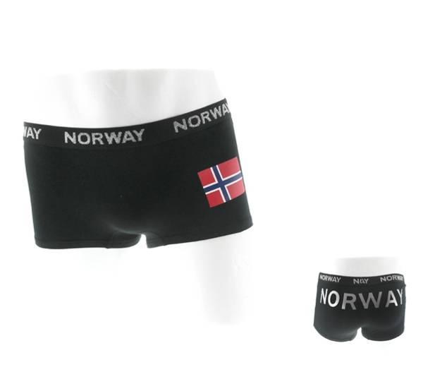 Bilde av Hipster dame, Norway, sort