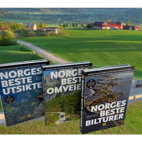 Bilde av Norges beste utsikter