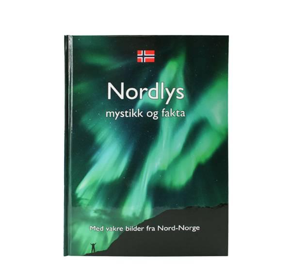 Bilde av Bok, Nordlys - mystikk og fakta