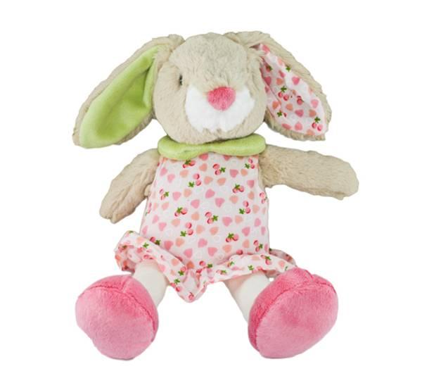 Bilde av Kanin med rosa kjole