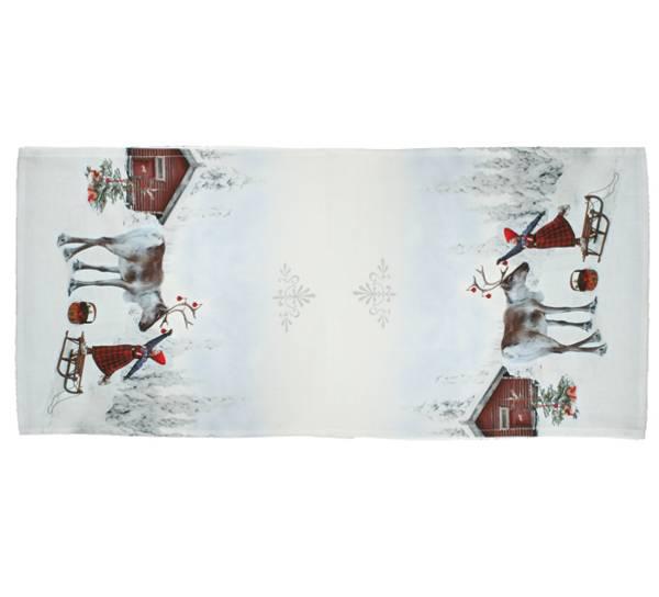 Bilde av Løper, Anja Pynter reinsdyret - Juledrømmen