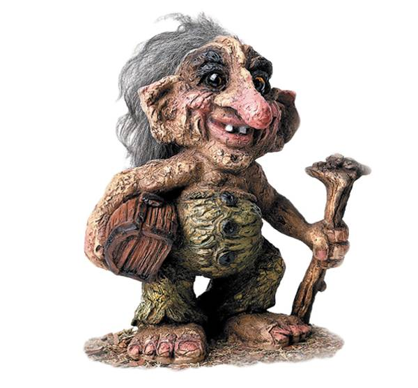 Bilde av Reisende troll  (Troll nr. 274)