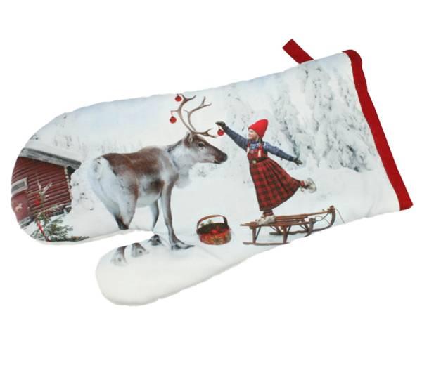 Bilde av Grillvott, Anja Pynter reinsdyret - Juledrømmen