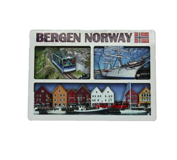 Bilde av Magnet, Bergen brygge m.m