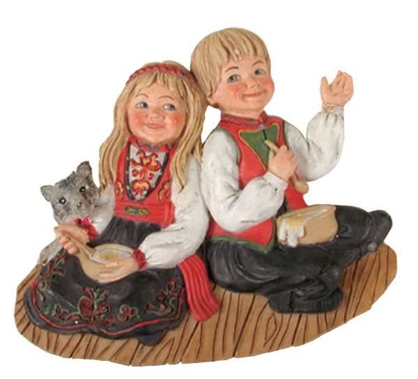 Bilde av Magnet, risengrynsgrøt-barn