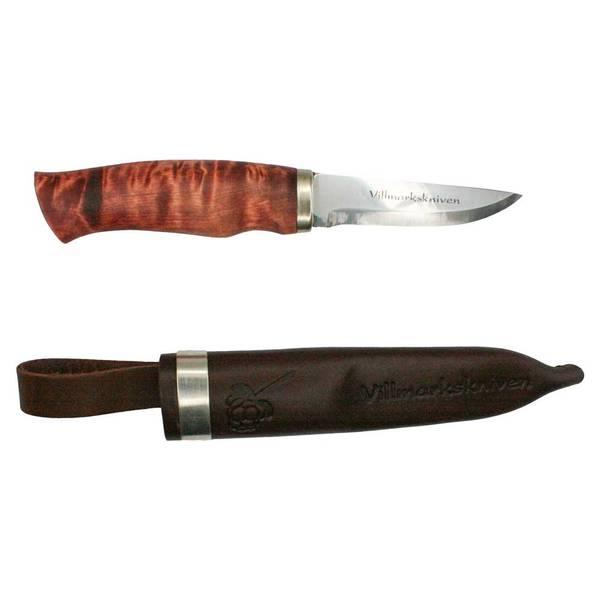 Bilde av Villmarkskniven, polert blad