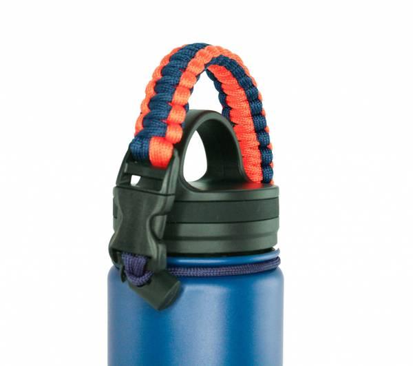 Bilde av Termoflaske blå, ut på tur aldri sur