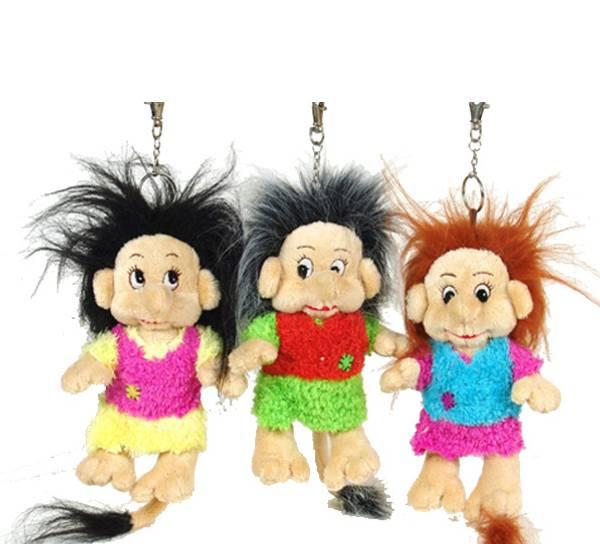 Bilde av Langhale, myk, med oppheng, jente, liten *Sett à