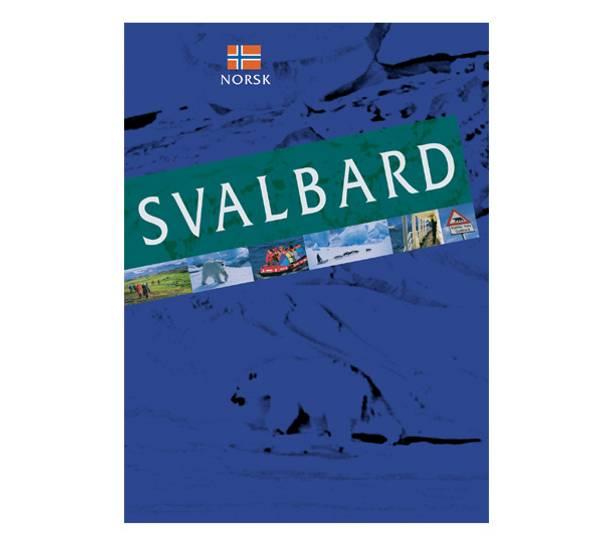 Bilde av Svalbard - landet med de kalde kyster