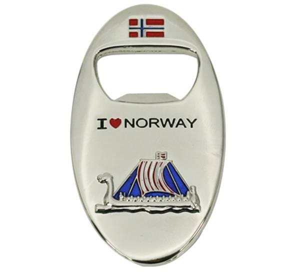 Bilde av Magnet flaskeåpner, Vikingskip