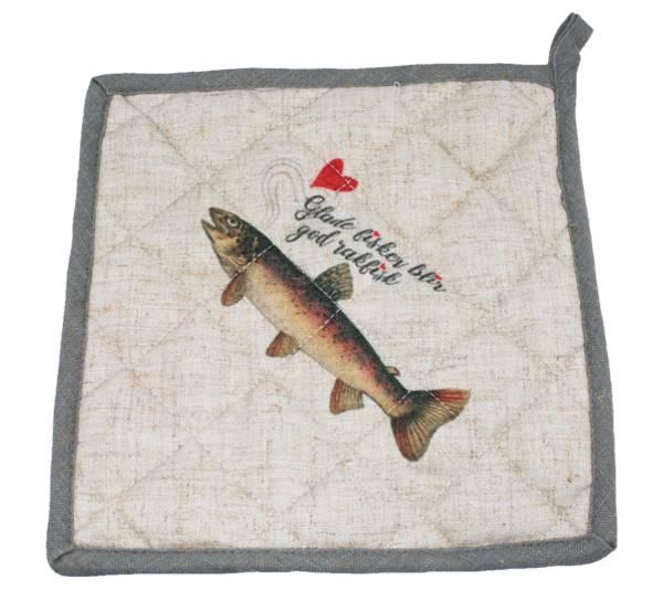 Bilde av Gryteklut, glade fisker blir god rakfisk