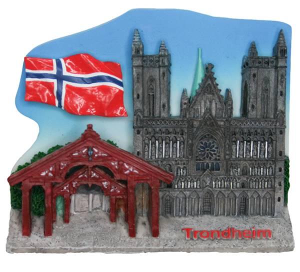 Bilde av Magnet, Trondheim, Nidaros og Lykkens Portal