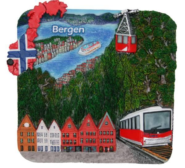 Bilde av Magnet, Bergen