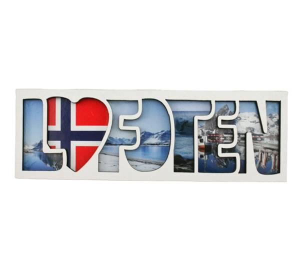 Bilde av Magnet, tre, Lofoten