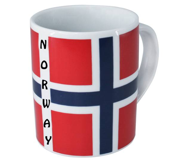 Bilde av Flaggkrus Norway
