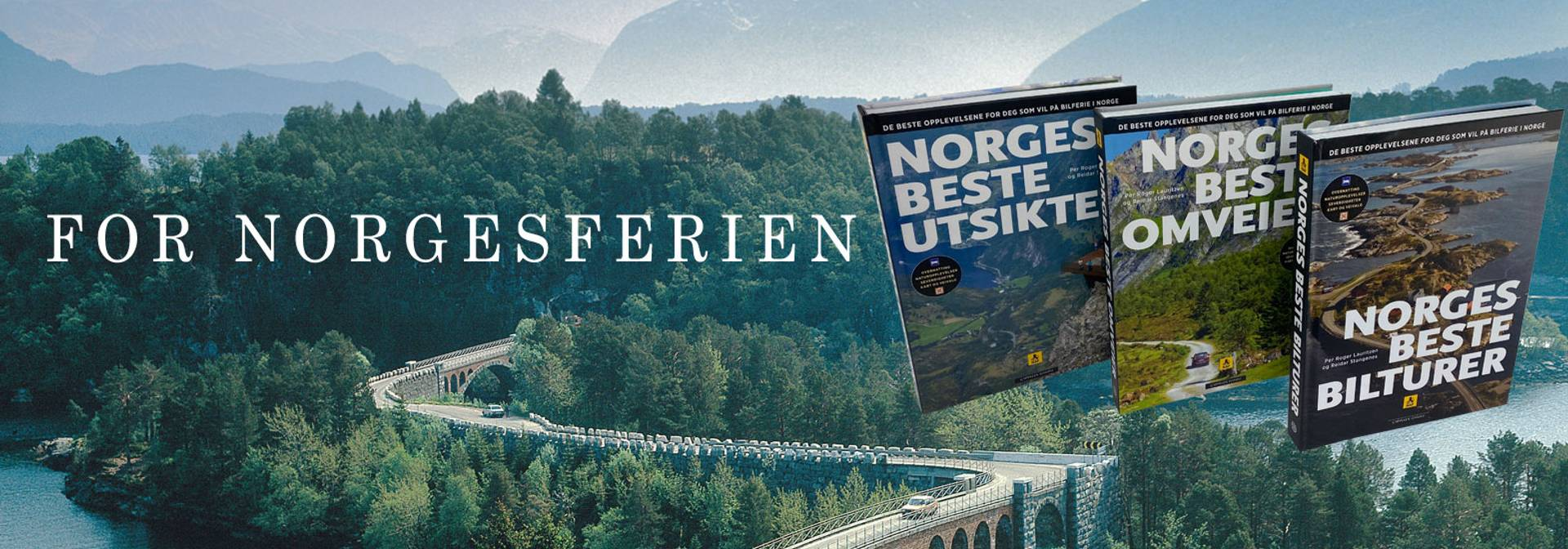 Gavetips for norgesferien