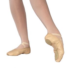 Bilde av Balletttsko IVA skinn delt