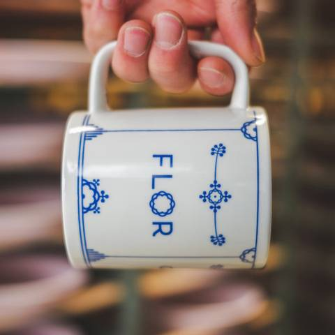 Bilde av Flor kopp