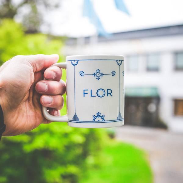 Flor kopp