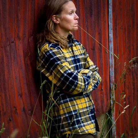Bilde av Hogst flanellskjorte