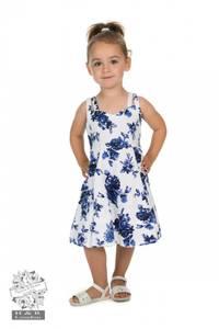 Bilde av Blue Rosaceae Swing Little Lady