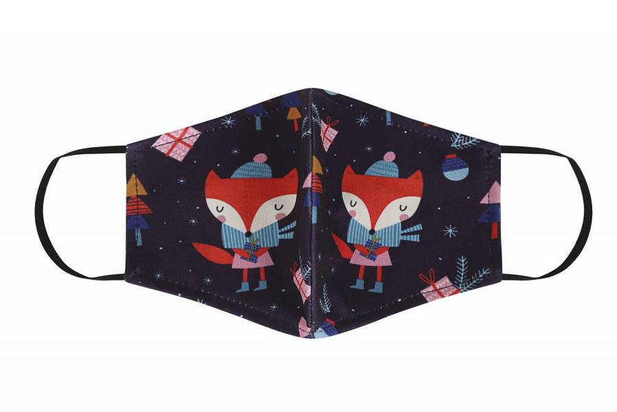 Little Miss Foxy Ansiktsmaske