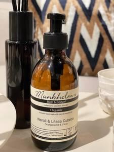 Bilde av Munkholm - Neroli & Litsea Cubeba - Organic Bath