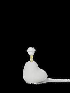 Bilde av Ferm Living - Hebe Lamp base - Small - Off-white