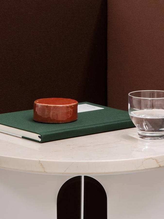 Menu - Androgyne Side Table - Ivory