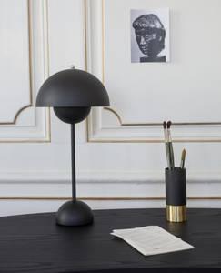 Bilde av &Tradition - flowerpot bordlampe VP3 Matt sort