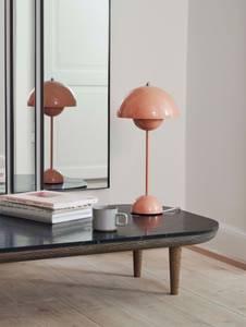 Bilde av &Tradition - flowerpot bordlampe VP3 Beige Red