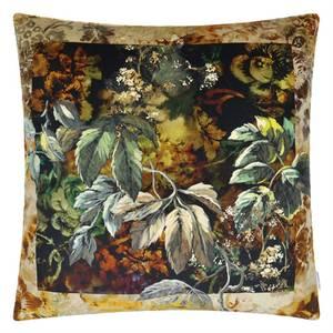 Bilde av Designers Guild - Jangal Moss Velvet Cushion -