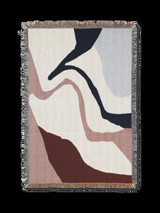 Bilde av Ferm Living - Vista Blanket - Off-white