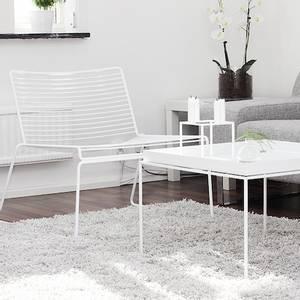 Bilde av HAY - HEE Lounge stol - Hvit