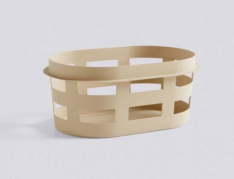 Hay - Basket S - Nougat