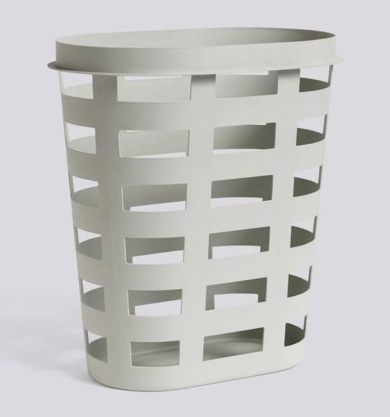Hay - Basket L - Light Grey