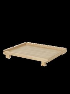 Bilde av Ferm Living - Bon Wooden tray Large - Oak