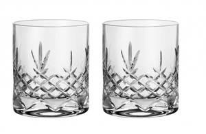 Bilde av Frederik Bagger - Crispy Lowball Glass 2-pk, Klar