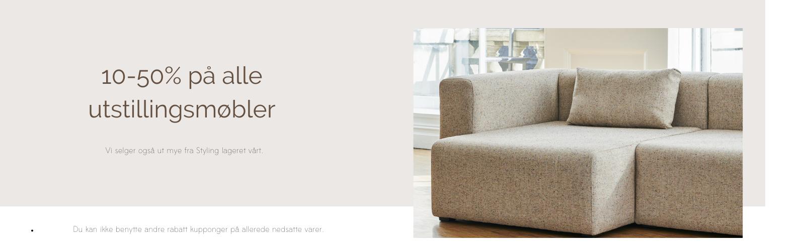 Møbel Salg Design  Kampanje