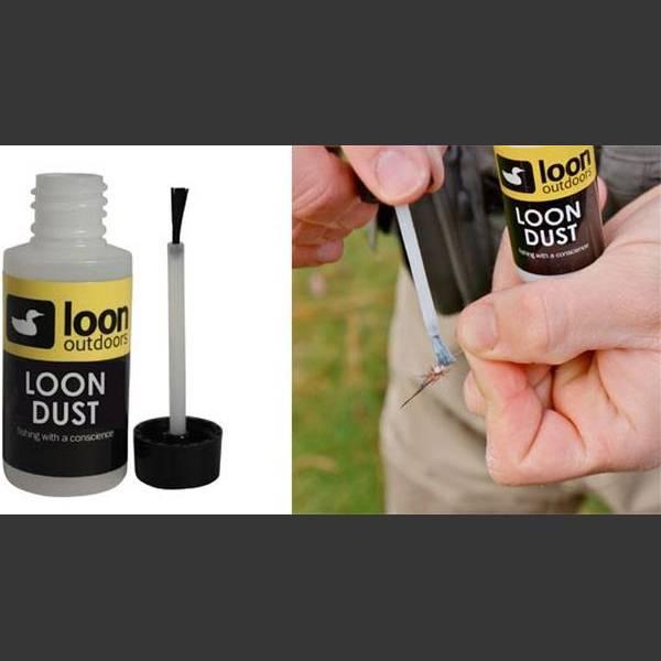 Loon Dust -Triple Duty Powder Floatant
