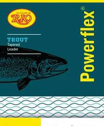 Rio Trout Tapered 9ft Leaders (taperte fortommer)