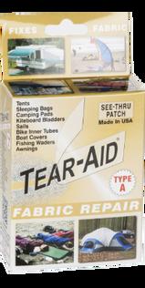 Tear-Aid Type-A Stoffreparasjon