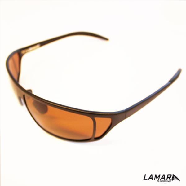 Lamar Titanium UV400 Polabriller