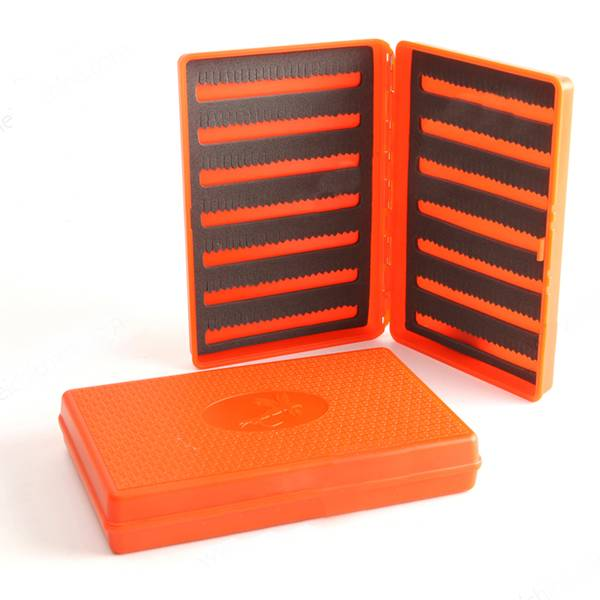 Bilde av Pro Mayfly Flybox - orange